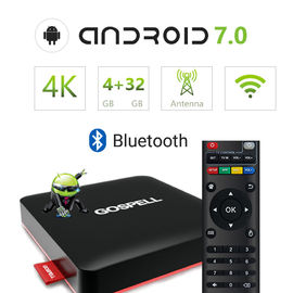 الصين Android Smart TV Box OTT Set Top Box 3D Video Play 4K موزع